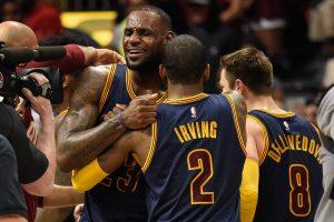 """Klivlando """"Cavaliers"""" krepšininkai iškopė į Rytų konferencijos finalą"""