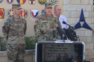 JAV tiria devynių karių žūtį per potvynį Teksase