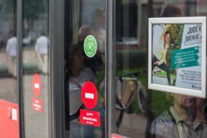 Gera žinia kauniečiams: viešuoju transportu dviračius galima vežtis nemokamai