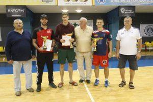 Turnyro R. Baltušiui atminti nugalėtojai – Kauno rankininkai