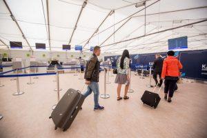 Kauno oro uosto rezultatai – tris kartus geresni nei pernai