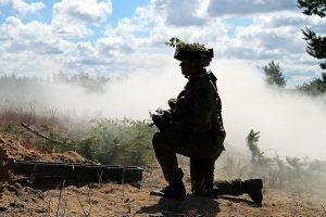 Norvegija turėtų prisidėti prie NATO bataliono Lietuvoje