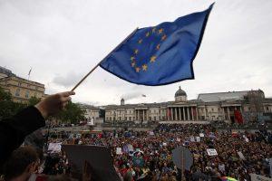 Britanijos išlaidos skyryboms su ES gali siekti 20 mlrd. eurų