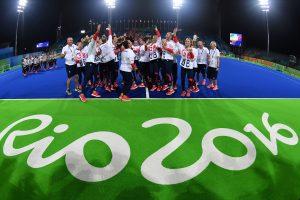 Moterų žolės riedulio turnyro nugalėtoja tapo Britanijos rinktinė