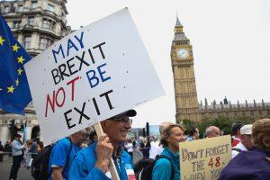 """Žodis """"Brexit"""" oficialiai įtrauktas į anglų kalbos žodyną"""