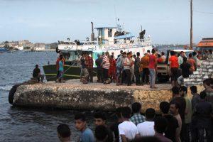 Egipte apvirto migrantų laivas: žuvo apie 30 žmonių