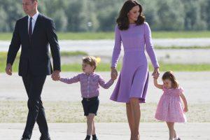 Britanijos princas Williamas ir kunigaikštienė Kate turės trečią vaiką