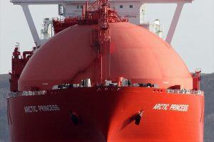 Į Klaipėdą atplaukė suskystintų gamtinių dujų krovinys