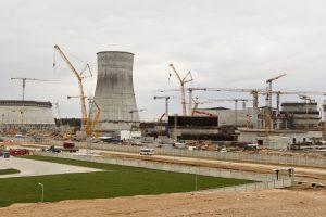 Astravo AE statytojai žada atlikti jėgainės streso testus