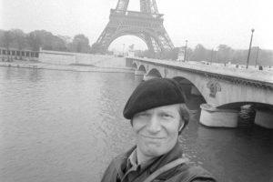 J. Budraičio pasivaikščiojimai po Paryžių