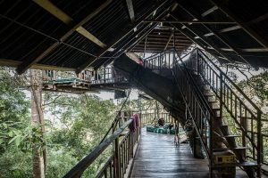 Lietuviai Laoso džiunglėse: ten įgyvendinamos vaikiškos svajonės