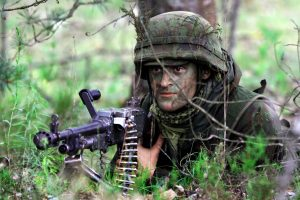 Lietuva vis dar neatsiliepė į prašymą išsiųsti karių į Malį