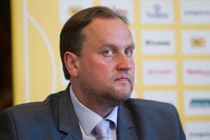 Lietuvos sporto žurnalistai išsirinko naują vadovą