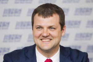 Politologas: G. Paluckui bus sunku vadovauti socialdemokratams