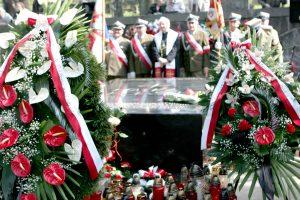 Lenkijos pase – J. Pilsudskio motinos kapo atvaizdas, Lietuva reaguoja ironiškai