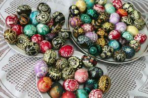 Kuo lietuviai pagardina kiaušinius?
