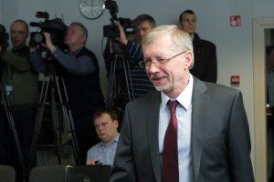G. Kirkilas apie diskusijas dėl parlamentarų skaičiaus: tai – laiko gaišimas