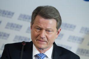 Konservatoriai kreipėsi į teismą dėl Seimo bandymo reabilituoti R. Paksą