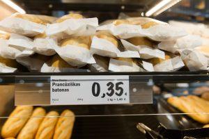 Neguodžianti prognozė: kainos kils greičiau nei pernai