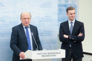 A. Kubilius apie derybas dėl koalicijos: žinote pasaką apie asilą?