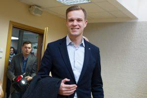 "G. Landsbergis: konservatoriai atviri deryboms su ""valstiečiais"""