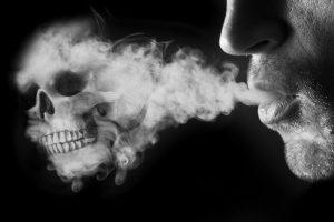 Per dešimtmetį beveik 10 proc. sumažėjo rūkančių vyrų