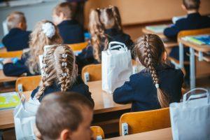 Malšina priėmimo į mokyklas aistras