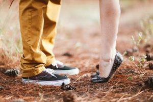 Žingsniai laimingų santykių link