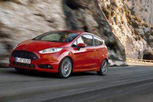 """""""Fiesta"""" ir vėl tapo mėgstamiausiu mažu automobiliu Europoje"""