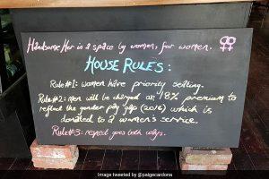 """Australijoje duris atvėrė """"kavinė moterims"""""""