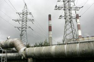 Prie Kauno termofikacinės elektrinės – aliarmas