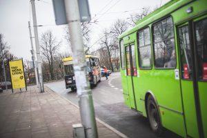 Kaunas už 33 mln. eurų atnaujins viešojo transporto parką