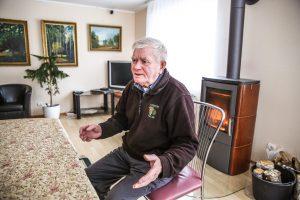 D. Kedžio tėvo byloje prašoma liudytojus ištirti poligrafu