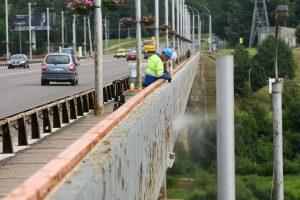 Varnių tiltas laukia kapitalinio remonto