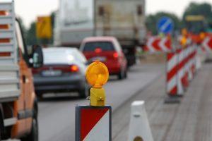 """Via Baltica"" trasoje pradedama Panevėžio aplinkkelio rekonstrukcija"