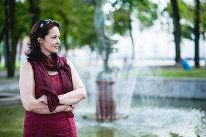 Solistė R. Novikaitė: myliu Vieną, bet jei tektų rinktis, nugalėtų Kaunas