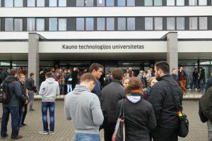 KTU už 3,5 mln. eurų įsigijo ISM Vadybos ir ekonomikos universitetą