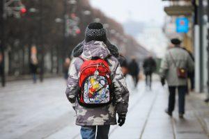 Tikslas – apsaugoti vaiką