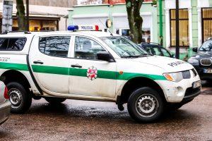 Kauno policija sulauks naujų automobilių