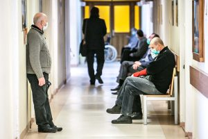 Gripas Vilniaus apskrityje pasiglemžė trečią gyvybę