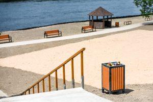 Panemunės paplūdimiui dairosi verslių šeimininkų