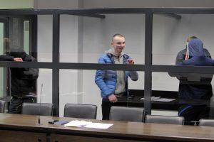 Metų pagrobimo autoriai teisme atgailavo