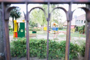 Vaikų darželių apsauga: nei sargų, nei kamerų?