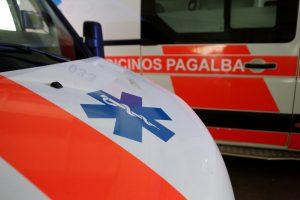 Panevėžio rajone nesuvaldžius automobilio žuvo žmogus, du sužeisti