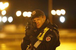 Visą savaitę keliuose dirbs policininkai su radarais