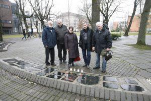 Klaipėdos krašto ukrainiečiai prisiminė didįjį badą