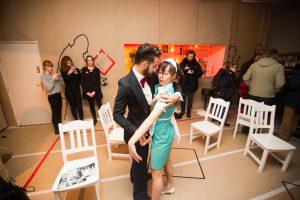 Kauno menininkų namų jubiliejus – su bufetininkėmis ir saugumiečiais