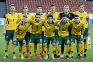 Jauniems futbolininkams – pamokantys egzaminai