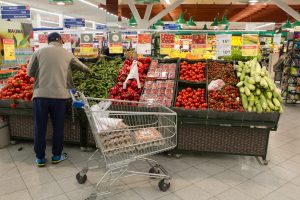 Daržovių krizė pasiekė Lietuvą?