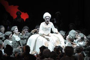 Operos primadona ligą nugalėjo scenoje